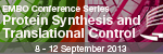 EMBO Conference Series: Protein Synthesis and Translational Control 